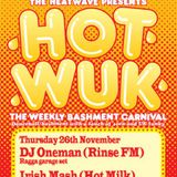 Promo Mix for The Heatwave presents 'Hot Wuk'