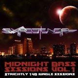 SixFootUnda - Midnight Bass Sessions - vol.1