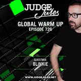 JUDGE JULES PRESENTS THE GLOBAL WARM UP EPISODE 726