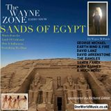The Wayne Zone #11: Sands of Egypt