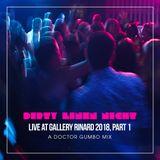 Live at Gallery Rinard 2018, Part 1