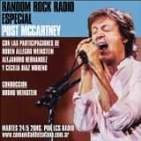 Random Rock Radio PGM 08 ESPECIAL Post McCartney
