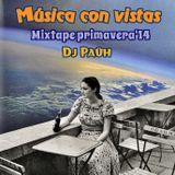 DJ PAÜH - MIXTAPE PRIMAVERA'14