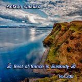 ૐ Best of trance in Euskady ૐ Vol.339