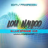 Lou Naidoo in Live 003 (October 2015)
