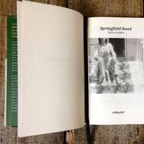 Salena Godden's 'Springfield Road' live at Edinburgh Book Festival 2015