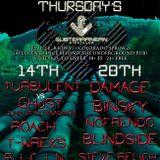 Nofrendo Live Subterranean Night Club 3-28-13