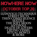 Top 20 Post-Punk, Goth & Industrial Releases. October 2017