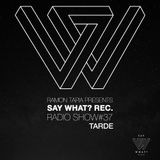 Say What? Podcast 038 with Tarde