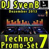DJ SvenB - Techno Promo Set 7 (Dezember 2013) [Techno]