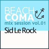 Sid Le Rock - Beachcoma Sessions Mix
