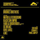 Brookes Brothers @ Ministry of Sound (London) – 25.10.2014