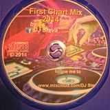 First Chart-Mix 2014 by DJ Steva