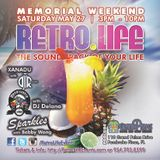 Retro Life May 27th Memorial Weekend