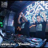 Tahm'me Ft. Karelino Turn Back Trance live set @X2Club Jakarta