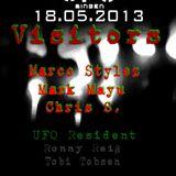 Ronny Reiß LIVE @ UFO Bingen - 18.05.2013 (01)
