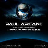 Trance Around The World with Lisa Owen: Paul Arcane Guest Mix