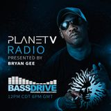 PLANET V RADIO WITH BRYAN GEE ON BASSDRIVE  - APRIL 2019
