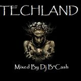 Techland Mixed By Dj B*Cash