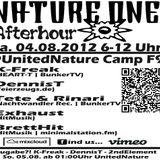 NatureOne WarumUp