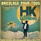 bRicoLAgE PoUr TouS -HK & Les Saltimbanks - « Rallumeurs d'étoiles »