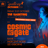 Cosmic Gate - live at Ministry of Sound, London - 31-Oct-2014