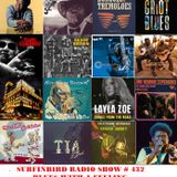 SURFINBIRD RADIO SHOW # 432 BLUES WITH A FEELING !