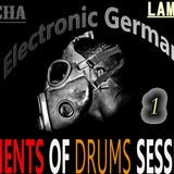 Sascha Lamotte Elements of Drums Session 1 04.09.2015