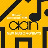 NEW MUSIC MONDAYs (HOUSE) - 22nd October 2018