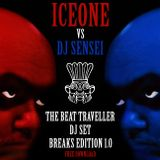 Iceone Vs Dj Sensei - The Beat Traveller Dj Set Breaks Edition 1.0