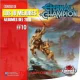 Metallicus: Los 10 Mejores 2016: #10. ETERNAL CHAMPION - The Armour of Ire