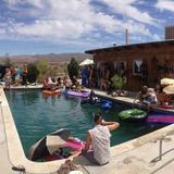 Affinity Sunshine Set - Pool Party Joshua Tree, August 2013