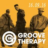 Groove Therapy - 16th September 2016