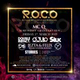 R.O.C.O RETURN OF CERTIFIED OLDSKOOL HOST BY MC Q | FRIDAY 1ST MARCH | BIRMINGHAM | MC Q BIRTHDAY