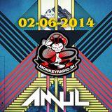 02-06-2014__Disco Freak feat AmuL [ Monkey Radio India ]