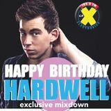 Hardwell Mixdown by La X 103.9 Electrónica - Medellín