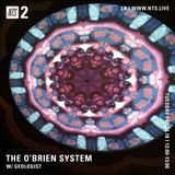 Geologist Presents: The O'Brien System - 24th July 2018