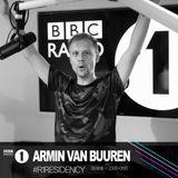 Armin van Buuren - BBC Radio 1 Residency (30.08.2018)