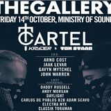 Live from Ministry of Sound - 14th October 2016