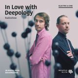 In Love with Deepology @ Megapolis 89,5 FM Moscow (26.03.2017)