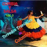 Cumbia y Salsa. Vol 3