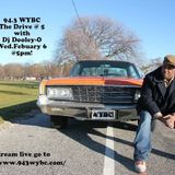 The Drive @ 5 funk mix on 94.3 WYBC part 1