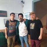 BARNAMERICA! with guest Benjamin Villegas (11/10/2018)