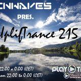 Twinwaves pres. UplifTrance 215 (08-11-2017)