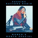 PUSHING BUTTONS RADIO EPISODE 24 | WOMEN'S MONTH SPECIAL | GEORGIA ANNE MULDROW | TOKIMONSTA