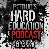 PETDuo's Hard EDucation Podcast - Class 28 - 01.06.2016