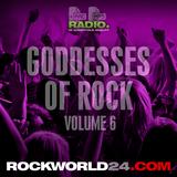 Goddesses Of Rock - Volume 6
