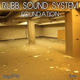 Rubb Sound System - Mixtape 2 - Foundation [Aug.2014]