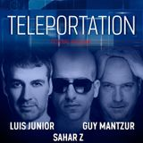Luis Junior - Live at Teleportation Festival (Moscow) - 27-Feb-2015