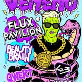 Flux Pavilion @ Groove Street Valencia, Spain 2017-02-11